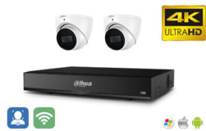 Camerabeveiliging | Ultra HD-camera's 8