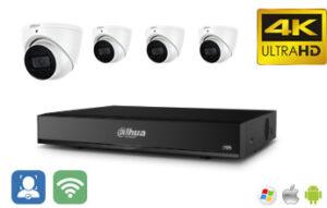 Camerabeveiliging | Ultra HD-camera's 9