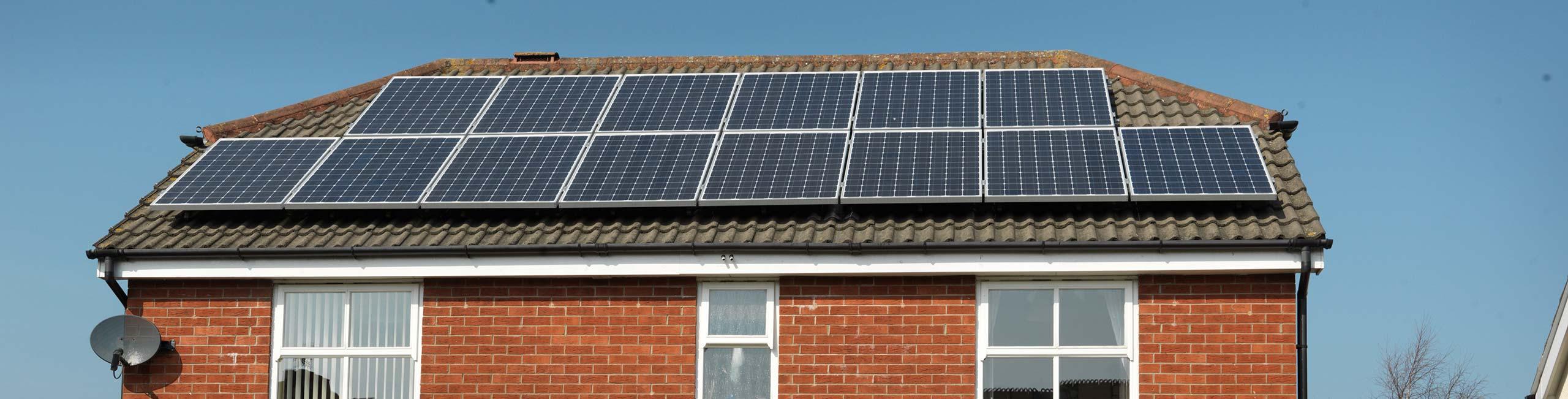 Zonnepanelenplaatsen blijft een nuttige investering. 1