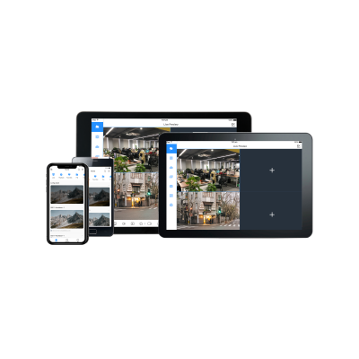 Camerabeveiliging | Ultra HD-camera's 3