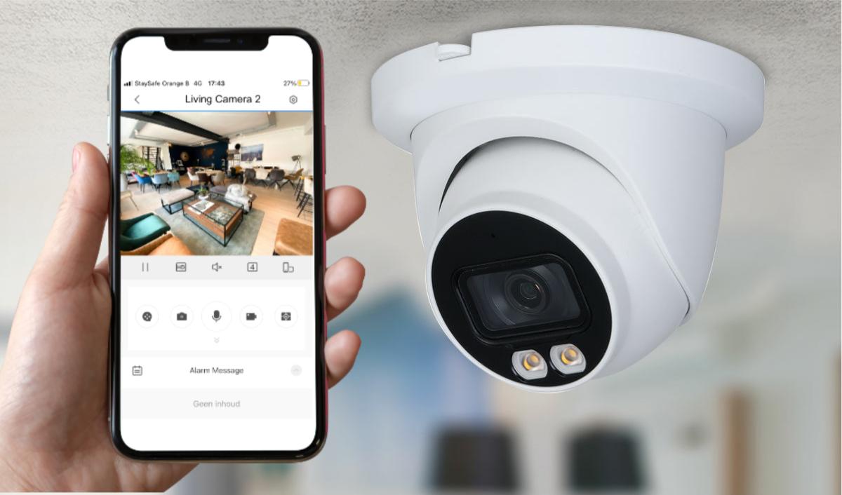 Camerabeveiliging | Ultra HD-camera's 2